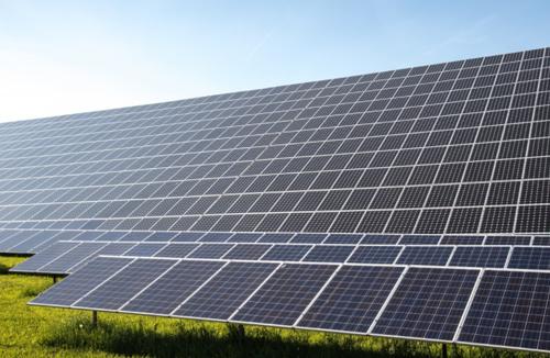 太阳能发电建设
