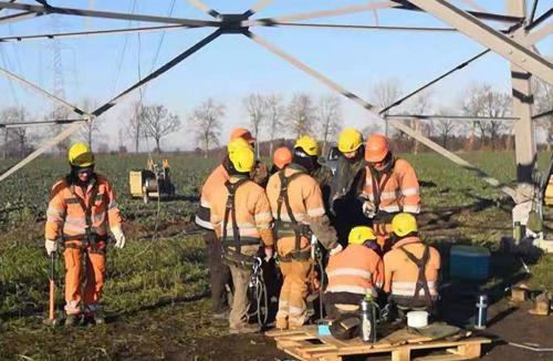 波兰项目-波兰日多沃400kV项目输电线路工程-- 输变电劳务派遣