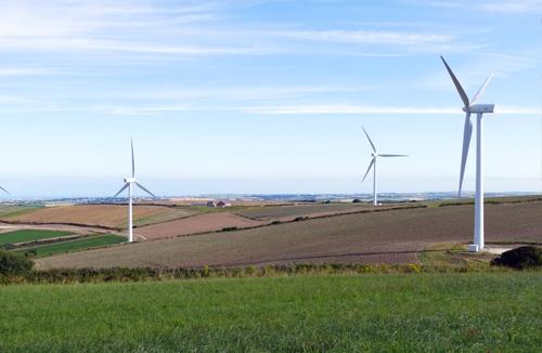 风力发电建设-- 电力施工